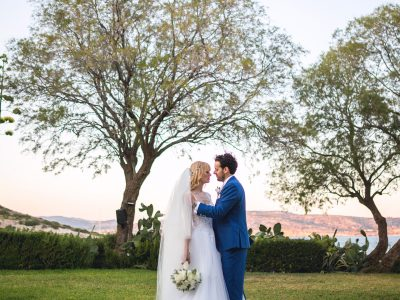 Nikolaos & Stefanie, Wedding at Island Art and Taste