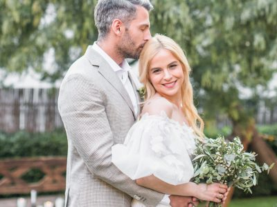 SECRET GARDEN SUMMER WEDDING INSPIRATION